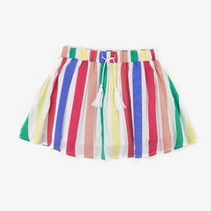Sovereign Code Little Girls Striped Skirt